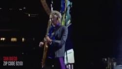 Ролинг Стоунс на турнеја по САД