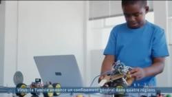 Afrotech: ACES, une académie de technologie pour enfants au Faso