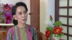 Aung San Suu Kyi: Myanmar Opposition to Keep Pushing for Constitutional Change