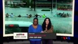 美國演藝界巨星為颶風災民募捐