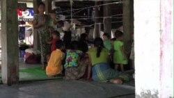 អំពើហិង្សាដែលបានកើតឡើងជាថ្មី ធ្វើឲ្យជនជាតិ Rohingya នៅរដ្ឋ Rakhine ប្រទេសមីយ៉ាន់ម៉ា ភ័យខ្លាច