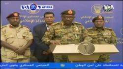 VOA60 AFIRKA:Janal Gamal Omar Ya Bada Sanarwa Cewa Akalla Manyan Sojoji 16 Tare Shugabansu A Sudan