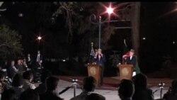 2013-10-13 美國之音視頻新聞: 克里與卡爾扎伊接近達成雙邊安全協議
