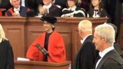 昂山素姬將在英國議會兩院發表演講