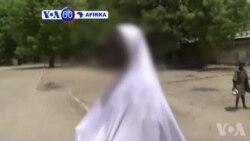 VOA60 AFIRKA: Matasa Da Kananan Yara Da Boko Haram Suka Sace Sun Bayyana Fargaban Yadda Ake Turasasa Masu Kai Hare-hare Da Kunar Bakin Wake