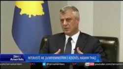 Intervistë me zv/kryeministrin e Kosovës, Hashim Thaçi