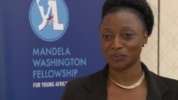 They Have a Dream - YALI Fellow Cameroon