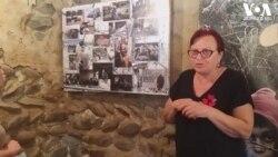 ომის მუზეუმი მშვიდობის მოლოდინში