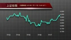 VOA连线:中国股市震荡结束了吗?