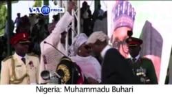 VOA60 AFIRKA: An Rantsar Da Muhammadu Buhari A Matsayin Shugaban Kasar Najeriya, Mayu 29, 2015