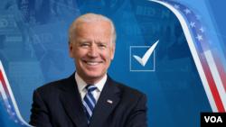 El presidente electo de EE.UU., Joe Biden, asumirá el cargo el próximo 20 de enero de 2021.