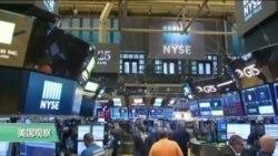 VOA连线:解雇班农未挽回股市下跌趋势