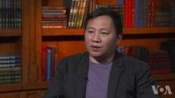专访中国民运人士王丹