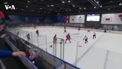 Латвия готова провести чемпионат мира по хоккею без участия Беларуси