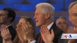 هیلاری کلینتون: آمریکا در لحظه حساسی قرار دارد