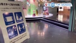 Manchetes mundo 20 novembro: Japão - Tóquio atingiu o seu nível mais alto de alerta de coronavírus - 500 infecções diárias