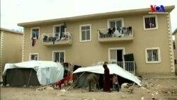 Doğu Guta'da Kalan Çocuklarını Bekliyor