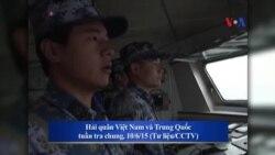 Việt-Trung tuần tra ngư nghiệp chung