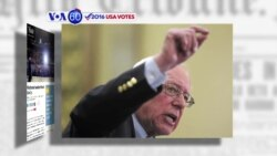 VOA60 Elections - Sanders campaign has built a robust grassroots youth movement