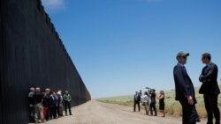 Corte de apelaciones sobre muro fronterizo EE.UU.- México