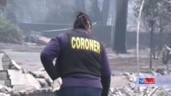 آتش سوزی ها در کلیفورنیا تا حال جان ۴۴ تن را گرفته است