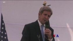 ျမန္မာ့အေရး အေမရိကန္သံ John Kerry ရဲ႕ ေျပာၾကားခ်က္