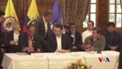 哥倫比亞將與第二大反政府武裝舉行和談