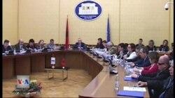 Shqiperi, bojktoti i opozites