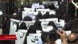 Phụ nữ Afghanistan phản đối quy định trang phục mới của Taliban