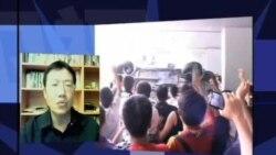 VOA连线:马英九政府对钓鱼岛问题的立场