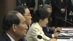朴槿惠命令军队应对朝鲜挑衅可不计政治后果