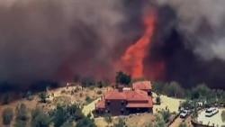加州山火燎原