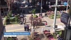 Diyarbakır'da Kadın Yürüyüşüne Polis Müdahalesi