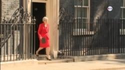 Futuro de Brexit sin Theresa May