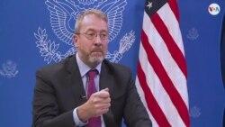 EE.UU. pide mayor compromiso de países europeos en estrategia contra Maduro