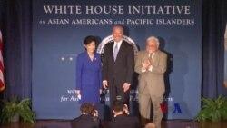 白宫为美国亚太裔传统月活动拉开序幕