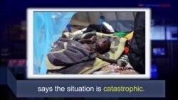 Học từ vựng qua bản tin ngắn: Catastrophic (VOA)