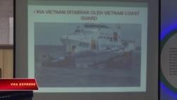 Đụng độ trên Biển Đông: Việt Nam bắt 1 người Indonesia
