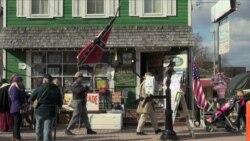 Civil War Re-Enactors Honor Ancestors Who Forged Modern America