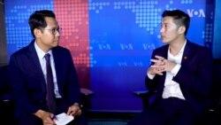สัมภาษณ์พิเศษ 'ธนาธร จึงรุ่งเรืองกิจ' หัวหน้าพรรคอนาคตใหม่ ในภารกิจเยือนกรุงวอชิงตัน