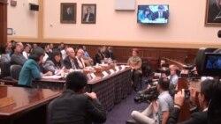 美国会64听证会吁奥习会谈人权