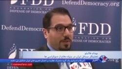 بهنام طالبلو: تنگه هرمز یک آبراه بین المللی است