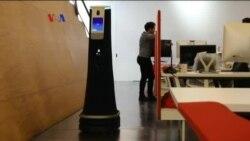 Robot untuk Menjaga Keamanan Kantor