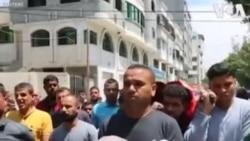 Umwana w'Amezi 14 Yaguye mu Bitero vya Isirayeri na Palestina Yashinguwe