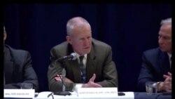 前美军太平洋司令部司令布莱尔谈美中两军关系原声视频 (美国国防部视频)