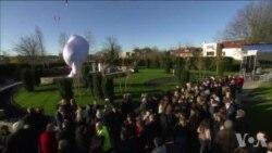 Un monument à l'aéroport pour les victimes des attaques de Bruxelles (vidéo)