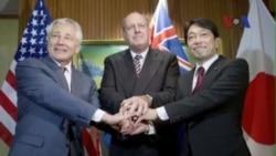 Australia-Mỹ: Trung Quốc gây mất ổn định ở Biển Ðông