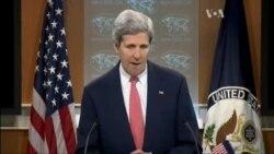 Керрі: В Україні все було спокійно, поки не втрутилася Росія