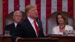 Pidato Donald Trump Tekankan Persatuan, Tolak Investigasi