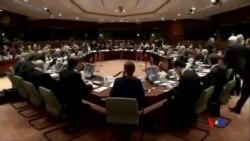 2015-01-20 美國之音視頻新聞: 歐盟尋求與穆斯林國家加強合作反恐